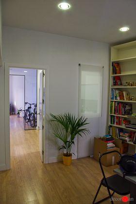Reforma de piso peque o en madrid 45 metros cuadrados - Reformas pisos pequenos ...