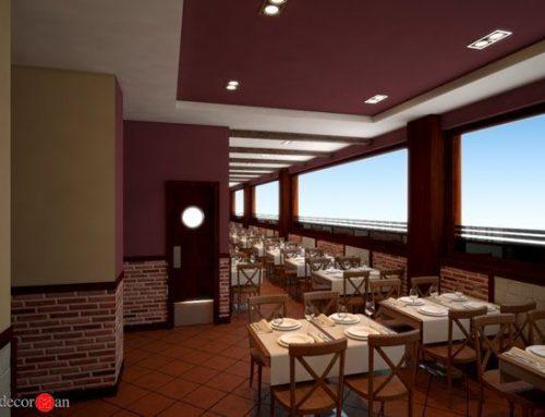 Reforma de restaurante tradicional en Villaverde