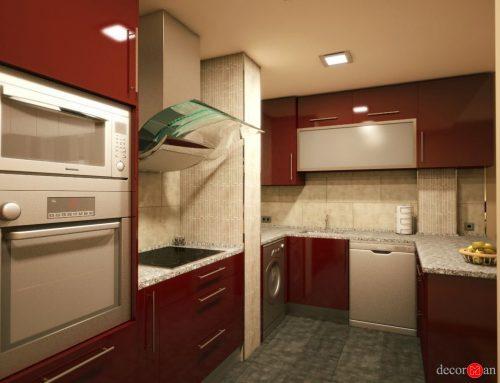 Diseño y decoración de vivienda en Madrid
