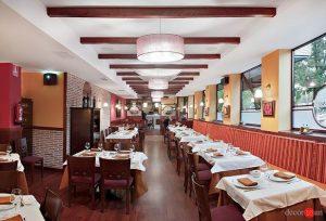 Reforma de restaurante   Lipari