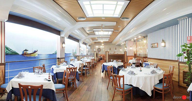 Reforma de restaurante | Anduriña