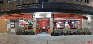 Reforma de restaurante   Gold Wok