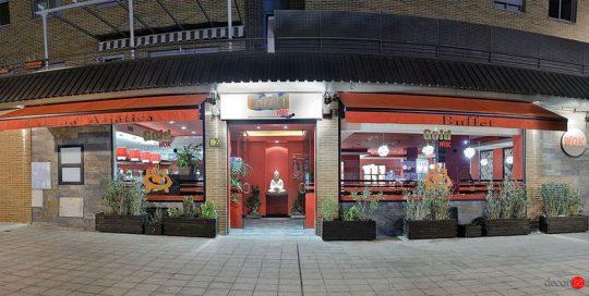 Reforma de restaurante | Gold Wok