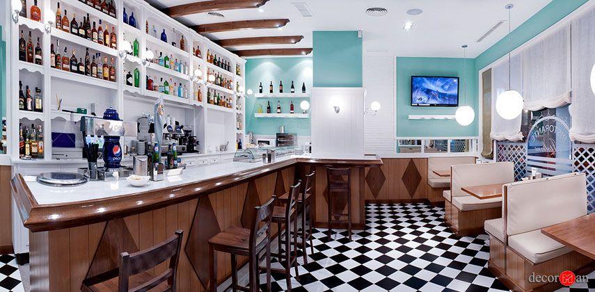 Reforma de restaurante   La Bella Anna