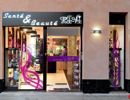 Reforma de peluquería Santé & Beauté