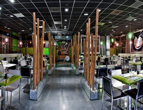 Reforma integral del restaurante Wok Shanghai