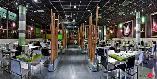 Reforma de restaurante   Wok Sanghai