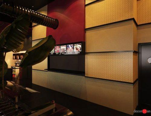Reforma integral del restaurante Wok Tao