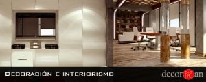 decoracion e interiorismo