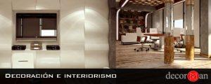 decoracion e interiorismo