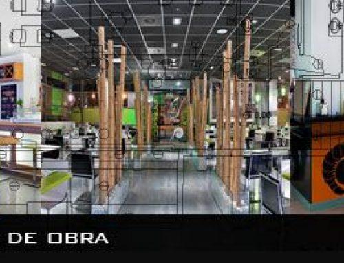 Proyectos de obra – Interiorismo Madrid – Diseño interiores Madrid