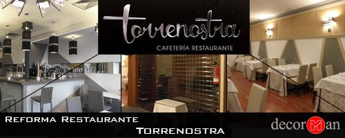 Reforma de restaurante en Madrid| Torrenostra