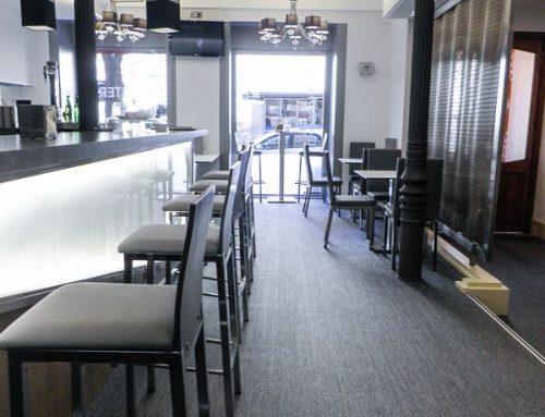 Reforma de restaurante Torrenostra