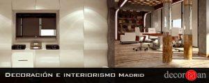 Decoración e interiorismo Madrid