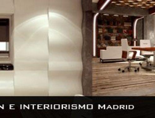 Decoración e interiorismo en Madrid de viviendas y locales
