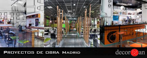 Proyectos de obra Madrid