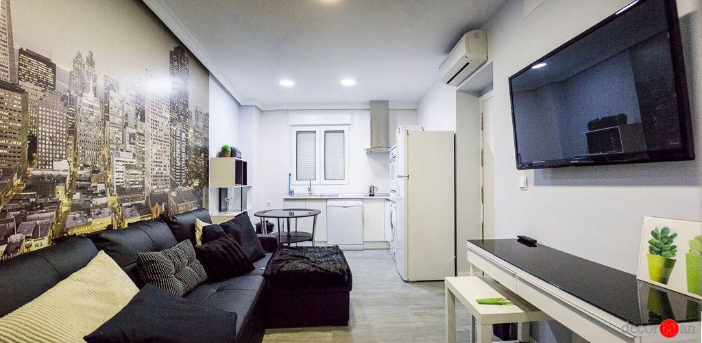 Reformas de viviendas en madrid decorman - Reformas pisos pequenos ...