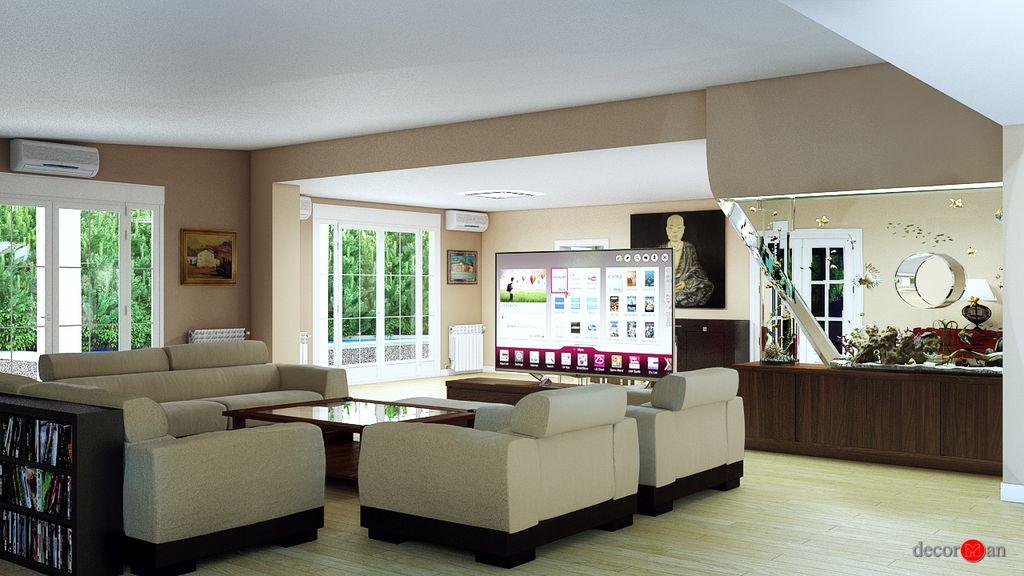 Decoraci n y dise o de viviendas casas pisos for Decoracion de viviendas