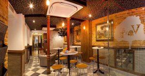 Reforma integral del restaurante Vivares en Madrid