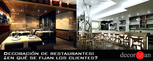 Decoración de restaurantes