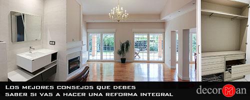 Consejos para una reforma integral