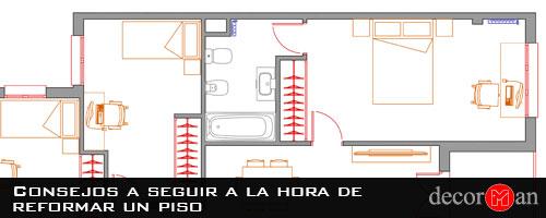 Consejos a seguir a la hora de reformar un piso