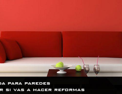 Colores de moda para paredes que debes saber si vas a hacer reformas