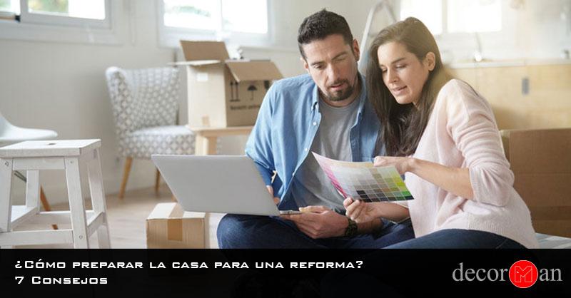 reformar vivienda
