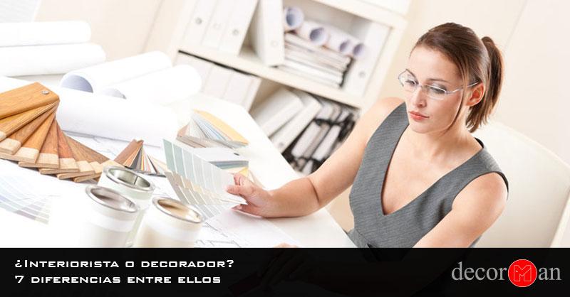 interiorista o decorador