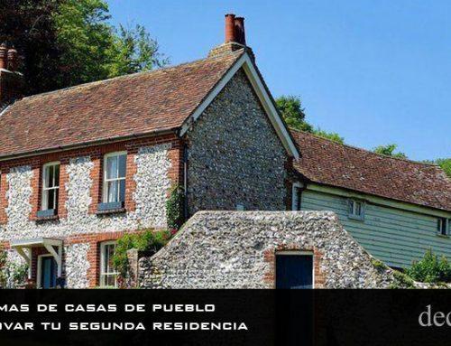 10 reformas de casas de pueblo para renovar tu segunda residencia