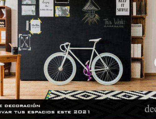 5 ideas de decoración para renovar tus espacios este 2021