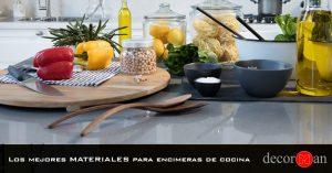 encimera cocina